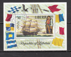 LIBERIA ° YT N°  BF 61 - Liberia