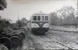 Photo Motrice OM Ligne FERRARA -OSTELLATO-CODIGORO Col Schnabel - Matériel