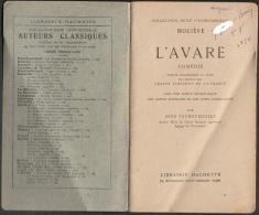 L´ Avare De Molière  En 63 Pages - - Theatre