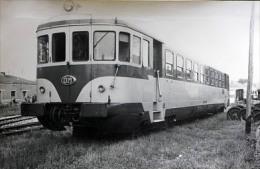 Photo Motrice OM En  GP Ligne FERRARA -OSTELLATO-CODIGORO Col Schnabel - Matériel