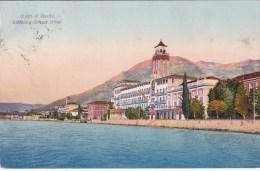 GRDONE  - GRAND HOTEL VG 1914 AUTENTICA 100% - Brescia