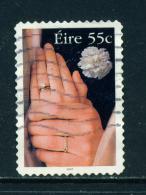 IRELAND - 2007 Weddings 55c Used As Scan - 1949-... Republic Of Ireland
