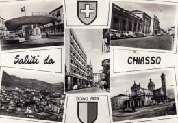 Chiasso - Cantone Ticino, Scorci - Suisse