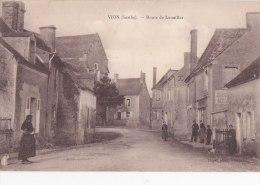 ¤¤  -   VION   -  Route De Louailles     -  ¤¤ - France