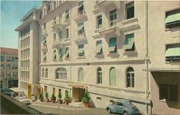 LAUSANNE SUISSE HOTEL VICTORIA  EN FACE DE LA GARE CABARET CHEZ GILLES  AUTOMOBILE 4 CV RENAULT NON ECRITE EDIT KOLHER - VD Vaud