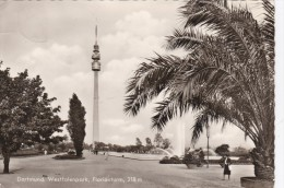 GERMANY - DORTMUND -WESTFALENPARK, FLORIANTURM - Dortmund