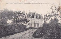 ¤¤  -  299   -  HAUTE-GOULAINE  -  Château De La Chataigneraie  -  Chateaux De La Loire-Inférieure      -  ¤¤ - Haute-Goulaine