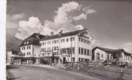SWITZERLAND - MALOJA KULM - HOTEL - Suiza