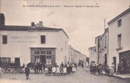 ¤¤  -  15   -  HAUTE-GOULAINE  -  Place De L'Eglise Et Grande Rue  -  J Arnaud Débitant  -  Café Du Coin      -  ¤¤ - Haute-Goulaine