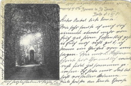 BAUFFE - Souvenir De St-Joseph - Oblitération De 1901 - Lens