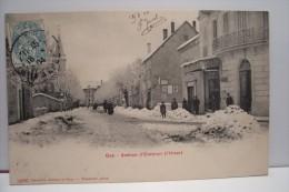 GAP -avenue D'Embrun - Gap