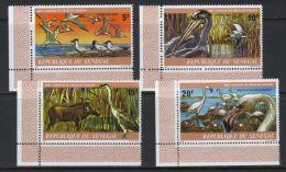 SENEGAL - Marken  V. 1978, Wasservögel (tie152-4) - Unclassified
