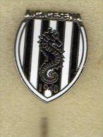 Pq1 Pin A.C. Siena Calcio Distintivi FootBall Soccer Pin Spilla Italy - Calcio