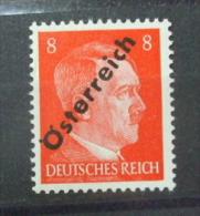 Österreich 8Pf  ** 662 Marken Des Deutsche Reich  Siehe Text (Px18) - 1945-60 Ungebraucht