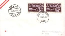 Österreich / Austria - Spezialbeleg / Special Document (X497) - Militaria