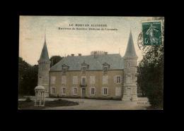 21 - LIERNAIS - Chateau - France