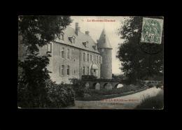 21 - LA ROCHE-EN-BRENIL - Chateau - France
