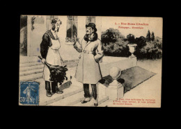 21 - NOS BONS CITADINS - Domestique - France