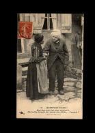 21 - SAULIEU - Carte écrite De Saulieu - Verso Intéressant - Question D'age - Année Des Alliés 1815 - Saulieu