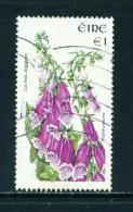 IRELAND - 2004 Flower Definitives 1 Euro Used As Scan - 1949-... Repubblica D'Irlanda