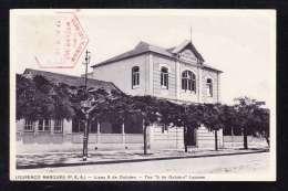 AFR2-92 MOZAMBIQUE LORENCO MARQUES LICEU 5 DE OUTUBRO - Mozambique
