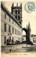 34  MONTPELLIER  ECOLE DE MEDECINE - Montpellier