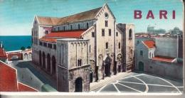 BARI-LIBRETTO 10 CARTOLINE OTTIMO STATO DI CONSERVAZIONE- D´EPOCA 100% - Bari