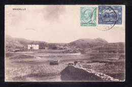AFR3-18 ERITEA MAKALLE - Erythrée