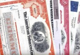 26 Verschiedene Historische Industrie-Aktien Im Neuen Wertpapier-Album 280€ Nach Suppes Wertpapier-Katalog Of Germany - Industrie