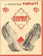 - FACTURE - 42 - Protecteurs DIAMANT - SAINT-ETIENNE - 021 - Petits Métiers