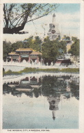 The Imperial City, Pagoda, Peking - Chine