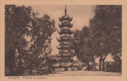 Nr. 309 Shanghai. Pagoda In Siccawei - Chine