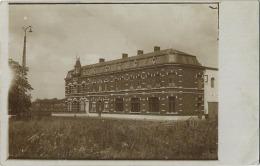 Thulin Lez Mons : Carte Photo    (  Regarder Verso )   Papeteries ( 2 Scan ) - Belgium