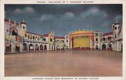 Illinois Chicago Aragon Ballroom Of A Thousand Delights Lawrence