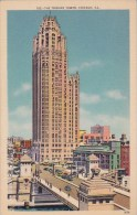 Illinois Chicago The Tribune Tower - Chicago