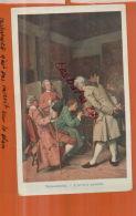 CHROMOS,   Nos Grands Peintres,  MEISSONNIER - L'Artiste Peintre, TEMOIGNAGE DE SATISFACTION , ECOLE, Juil  2013 1481 - Sammelkarten, Lernkarten