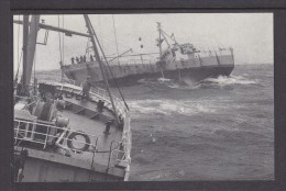 TRISTAN DA CUNHA: M.V. TRISTIANA II Taking M.V.MELODIE In Tow. - Saint Helena Island