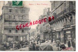 19 - BRIVE - RUE TOULZAC - DRAPERIE BRUGIERE -  TREILLE - MARCHE - Brive La Gaillarde