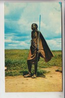 TANZANIA / TANGANYIKA, Masai Moban, 1973 - Tansania