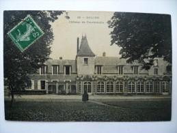 27 : Gaillon - Château De Courtmoulin - (n°491) - Other Municipalities