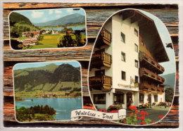 Walchsee , Restaurant - Pension Kirchenwirt , Mehrbildkarte - Kufstein