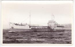 Pétrolier Le LAC TCHAD  (CARTE PHOTO) - Tanker
