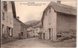 CHATEAUROUX     PLACE DE LA REPUBLIQUE - France
