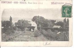 FONTENAY AUX ROSES. VILLA MARIE AMELIE. - Fontenay Aux Roses