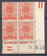 MAROC TAXE COIN DATE 1945 DU N� 50 NEUF**/*