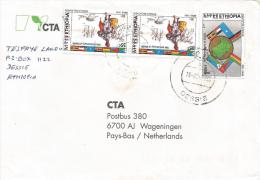 Ethiopia 2000 Dessie Cooperation Cover - Ethiopië
