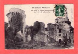 JUGON-LES-LACS  PLEDELIAC  PLEVEN  N°304  Chateau Hunaudaye  An: 1907  Etat: TB - France