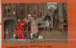 Tableau Le Billet De Logement , Chromo ,  2013 1493 - Andere