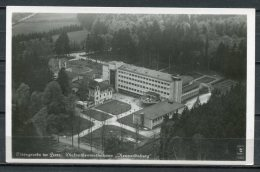 "S/w Photo AK Germany Elbinerode Um 1940 "" Elbingerode-Diakonissenmu Tterhaus""Neuvandsburg,Fli Egeraufnahme""1 AK Blanco - Unterharz"