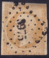 *RARE* PC 3975 (Aiguilles, Hautes-Alpes (4)), Cote 110€ - 1849-1876: Classic Period